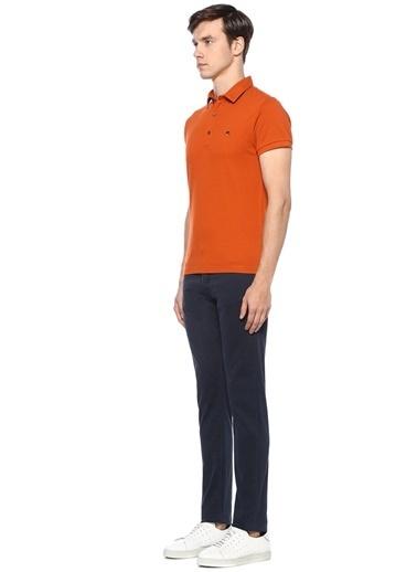 Etro Tişört Oranj